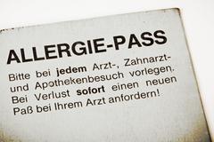 Wespennotdienst Allergie